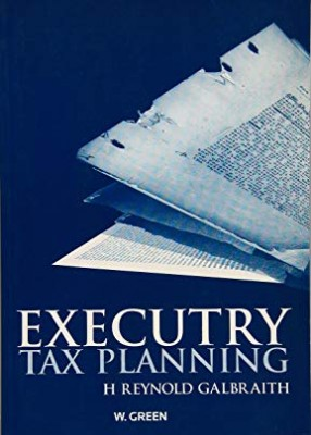 Executry Tax Planning