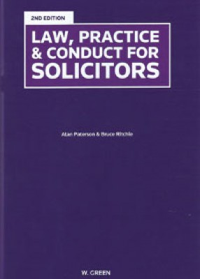 Law, Practice and Conduct for Solicitors (2ed)