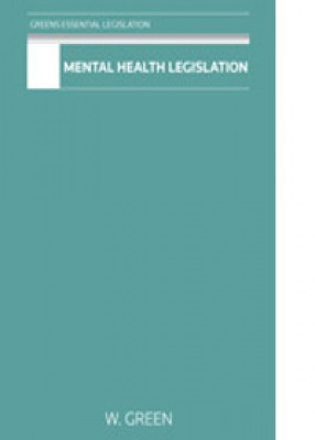 Mental Health Legislation