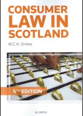 Consumer Law in Scotland (5ed)
