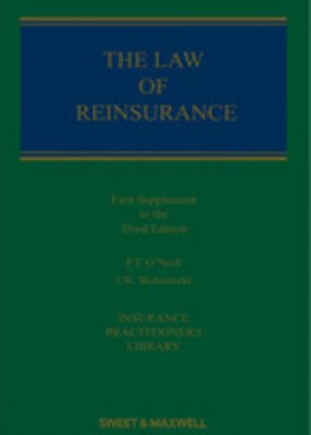 Law of Reinsurance in England and Bermuda (Supp 1 to 3ed)