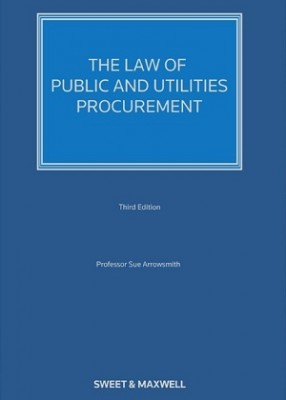 Law of Public and Utilities Procurement (3ed) Vol 2