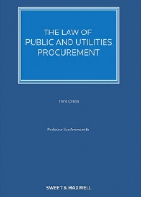 Law of Public & Utilities Procurement (3ed) (2 Volume Set)