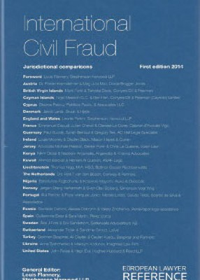 International Civil Fraud: A Multi-Jurisdictional Practitioners' Guide