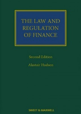 Law and Regulation of Finance (2ed) (Hb)