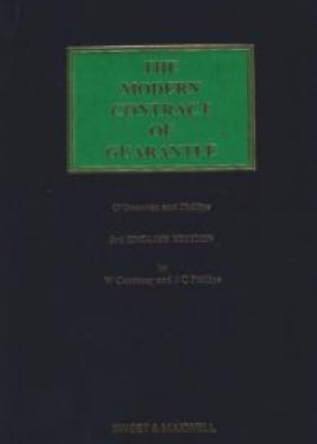 Modern Law Contract of Guarantee (3ed)