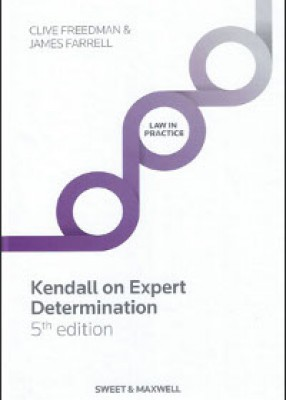 Kendall on Expert Determination (5ed)