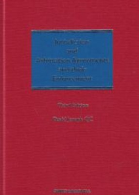 Jurisdiction and Arbitration Agreements and their Enforcement (3ed)