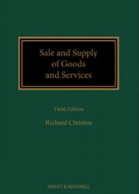 Sale and Supply of Goods and Services (3ed)