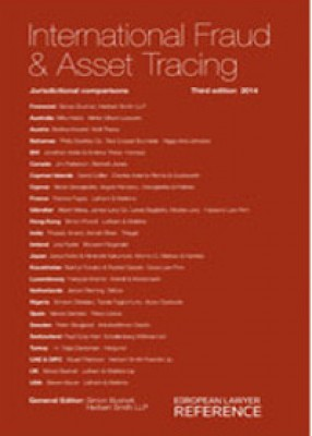 International Fraud and Asset Tracing: Jurisdictional Comparisons (3ed)