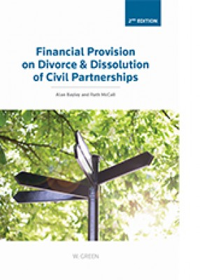 Financial Provision on Divorce and Dissolution of Civil Partnerships (2ed)