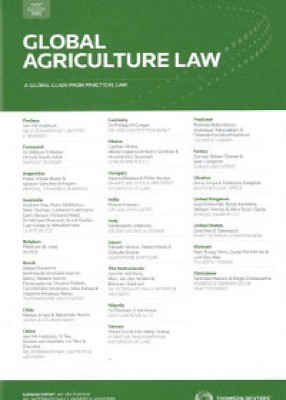 Agricultural Law: Jurisdictional Comparisons
