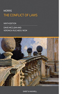 Morris: The Conflict of Laws (9ed)