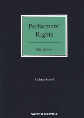 Performers Rights (5ed)