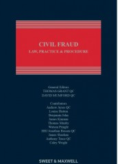 Civil Fraud: Law, Practice & Procedure