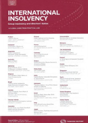 International Insolvency: Group Insolvency and Directors' Duties: A Global Guide(4ed)