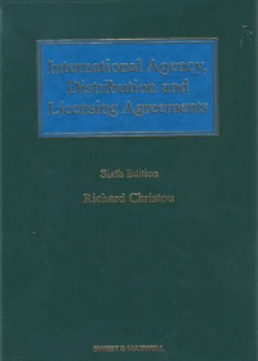 International Agency, Distribution & Licensing Agreements (6ed)