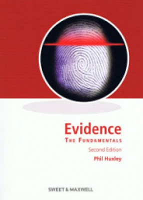 Evidence: The Fundamentals (2ed)