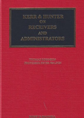 Kerr & Hunter on Receivers & Administrators (20ed)
