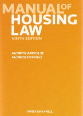 Manual of Housing Law (9ed)