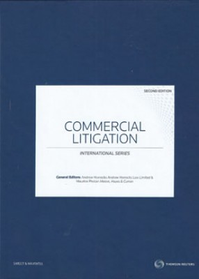 Commercial Litigation: A Global Guide From Practical Law (2ed)
