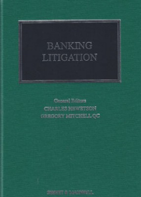 Banking Litigation (4ed)