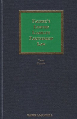 Palmer's Limited Liability Partnership Law (3ed)
