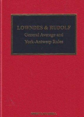 Lowndes & Rudolf: The Law of General Average & York-Antwerp Rules (15ed)