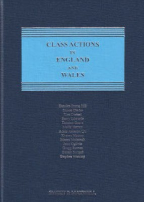 Class Actions in England and Wales