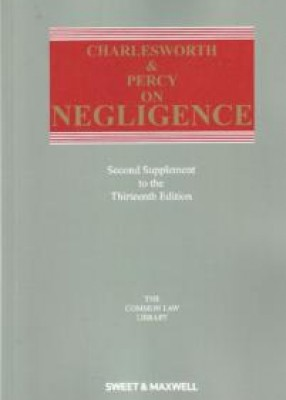 Charlesworth & Percy on Negligence (13ed) Supplement 2