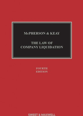 McPherson's Law of Company Liquidation (4ed)