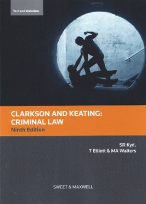 Criminal Law: Text and Materials (9ed)