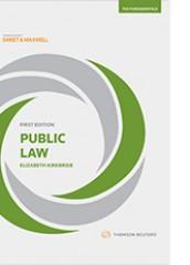 Public Law: The Fundamentals