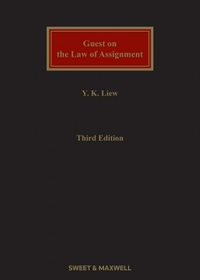 Guest on the Law of Assignment (3ed)