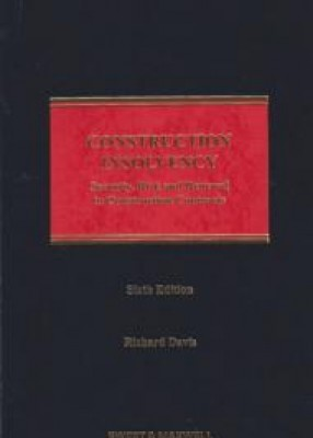 Construction Insolvency: Security, Risk and Renewal in Construction Contracts (6ed)