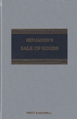 Benjamin's Sale of Goods (10ed) with 1st Supplement