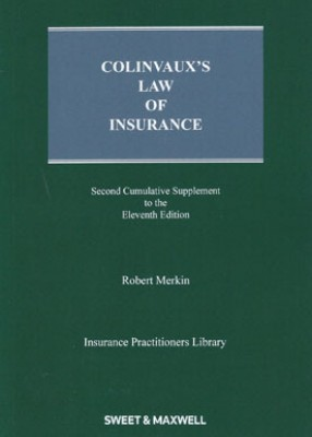 Colinvaux's Law of Insurance (11ed) 2nd Supplement