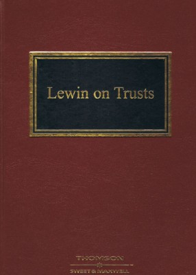 Lewin on Trusts (20ed)