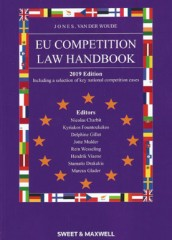 EU Competition Law Handbook 2019
