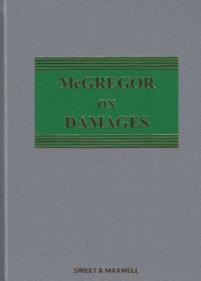 McGregor on Damages (20ed) SET + Supplement