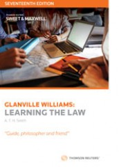 Glanville Williams: Learning the Law (17ed)