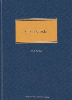 Civil Costs (6ed)