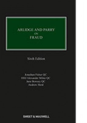 Arlidge and Parry on Fraud (6ed)