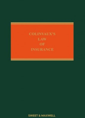 Colinvaux's Law of Insurance (12ed)