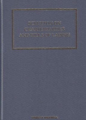 Scrutton on Charterparties & Bills of Lading (24ed)