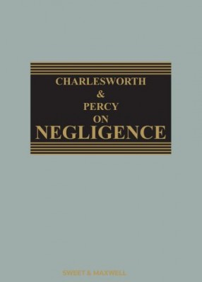 Charlesworth & Percy on Negligence (14ed) with supplement SET