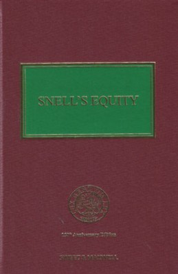 Snell's Equity (34ed)