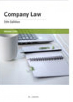 Company Law (5ed)