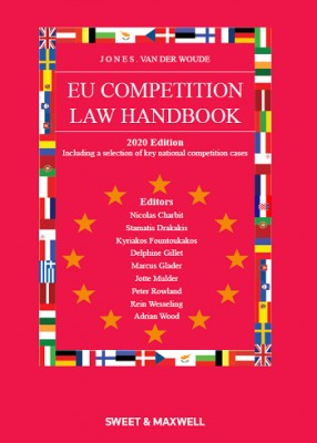 EU Competition Law Handbook 2020