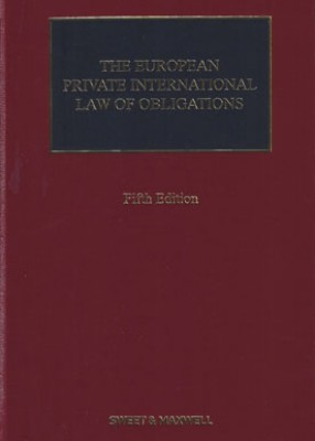 European Private International Law of Obligations (5ed)